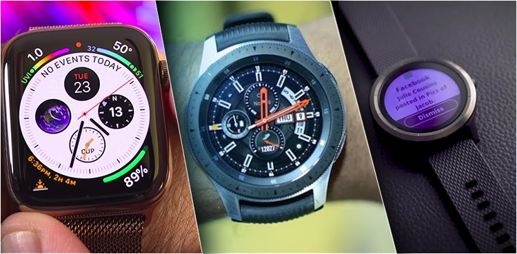 Latest Smartwatches worth buying 2019 – Top 3