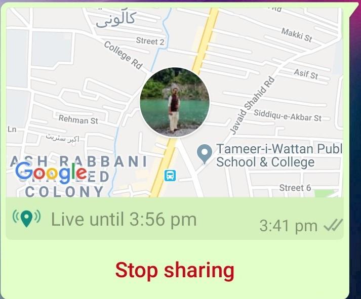 Careem Location