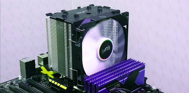H7 CPU Cooler