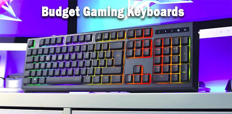 Budget Gaming Keyboards