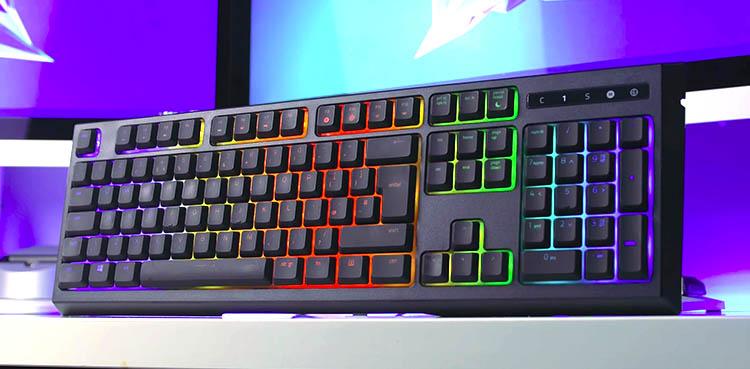 Razer gaming keyboards