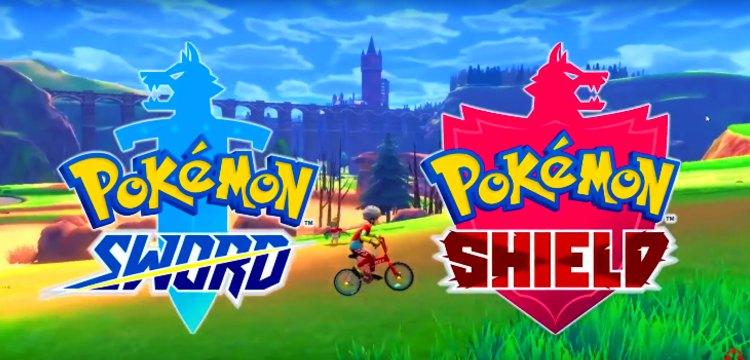 Pokémon Sword and Shield Cover Photo