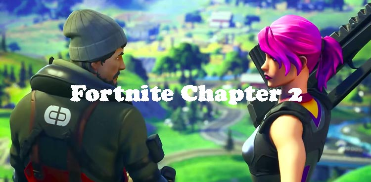 Fortnite Chapter 2 Update