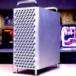 Dune Pro Pc Case – It Looks Same like Apple Mac Pro