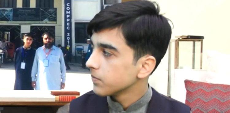 Abdullah Khan swati