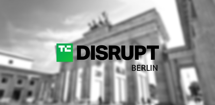 Disrupt Berlin Cover Photo