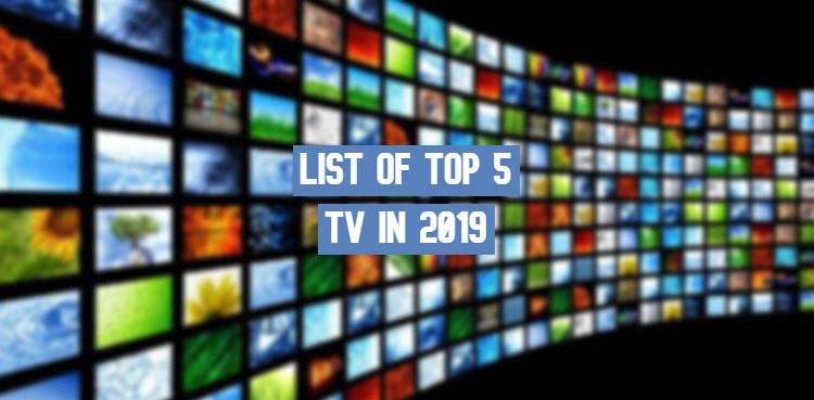 Best TV 2019 - Cover Photo