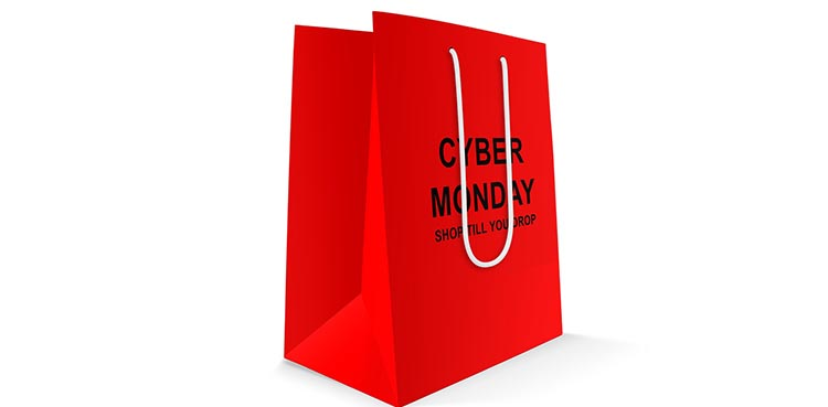 Deals for Cyber Monday