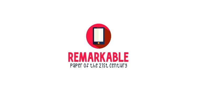 reMarkablet Tablet - Cover Image