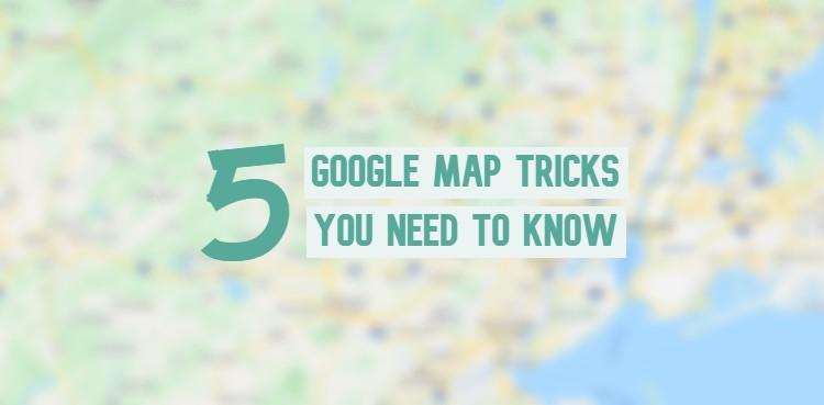 Google Maps App - Cover Image