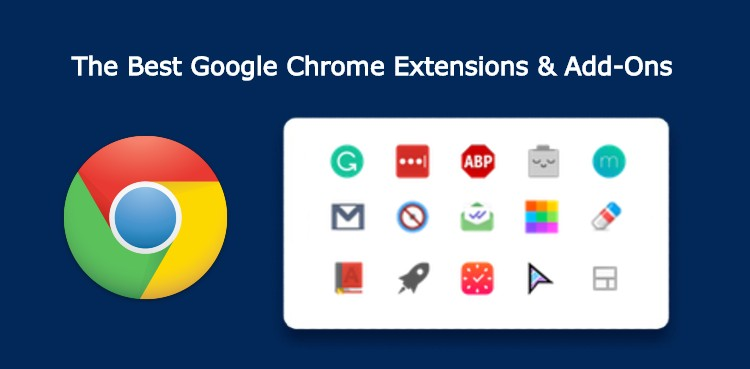 Google Chrome Extensions - Cover Image