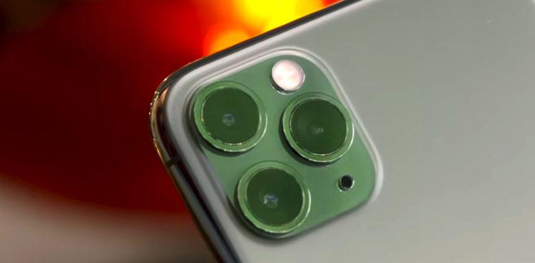 Future phone camera