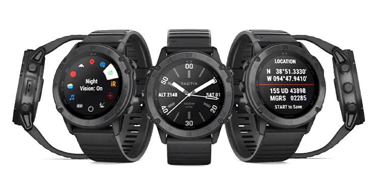 Garmin Tactix Delta Smartwatch
