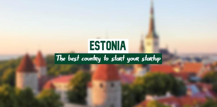 Estonia Startup - Cover Image