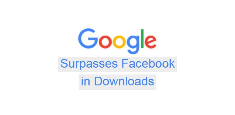Google Downloads