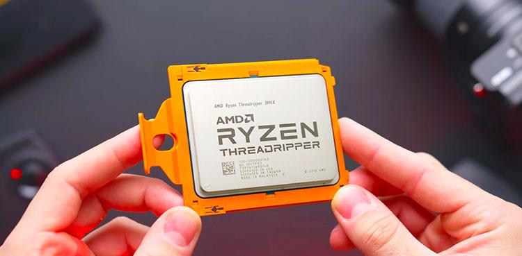 AMD Ryzen 3990X