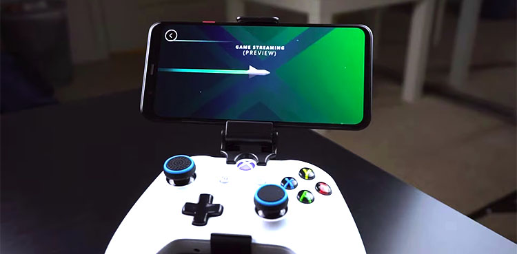 Project xCloud on iOS