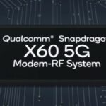 Qualcomm X60 Modem – A new 5G Modem with a Download Speed of 7.5Gbps