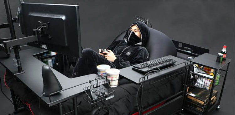 Gaming Bed