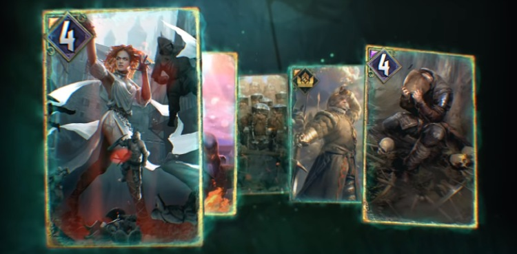 GWENT: Witcher Card Game