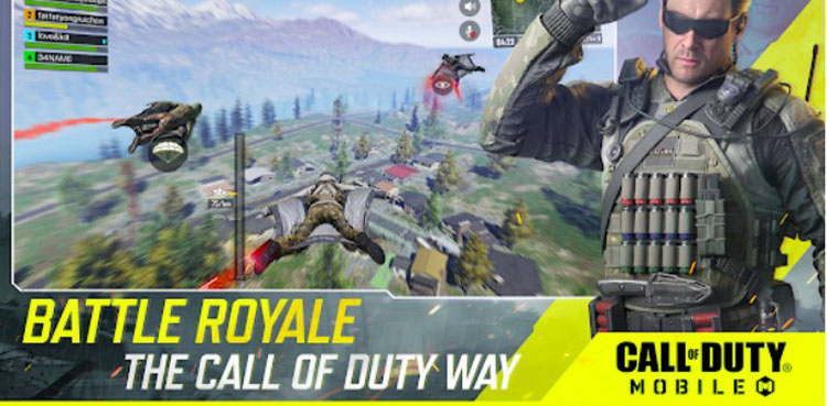 COD Mobile Game1