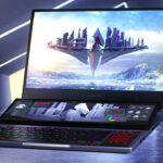 Have a Look at Asus ROG Zephyrus Duo 15 (GX550) Gaming Laptop with 2 Screens