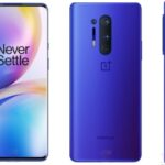 Leaks Reveal a New Ultramarine Blue Finish For Upcoming OnePlus 8 Pro