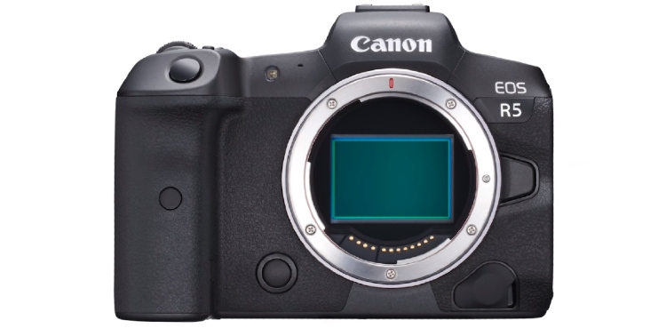 Canon R5 Mirrorless Camera