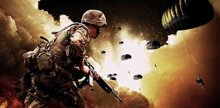 Warzone Lobby