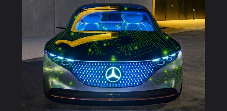 NVIDIA Mercedes Car Computer