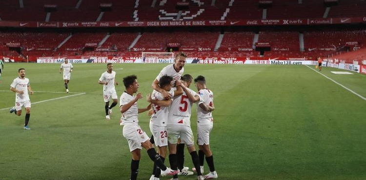 Sevilla beat Real Betis