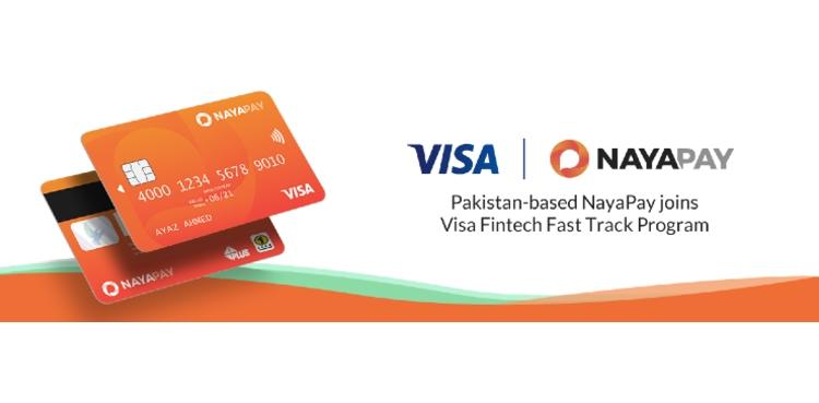 NayaPay and Visa collaboration