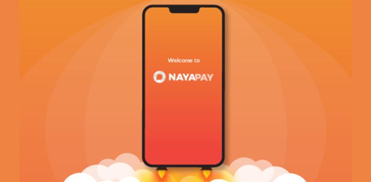 NayaPay Visa collaboration