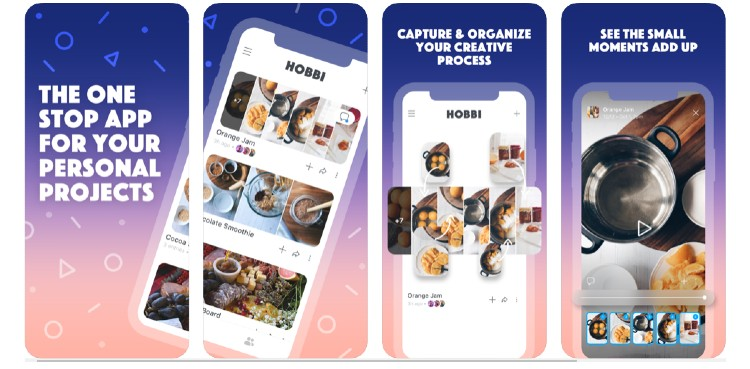 Facebook Hobbi app