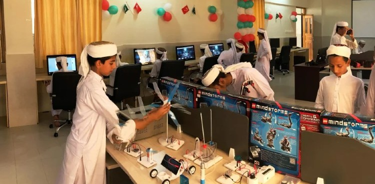 Pakistani Madrassa Students