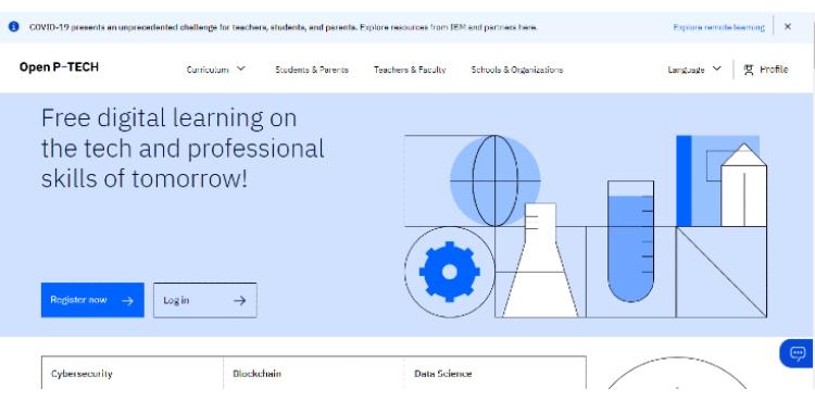 IBM P-Tech
