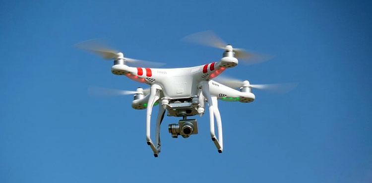 Islamabad Police Drones