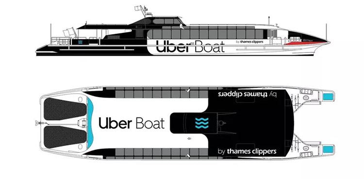 Uber Boat Service