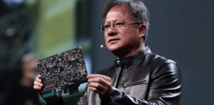 NVIDIA buying ARM Chip