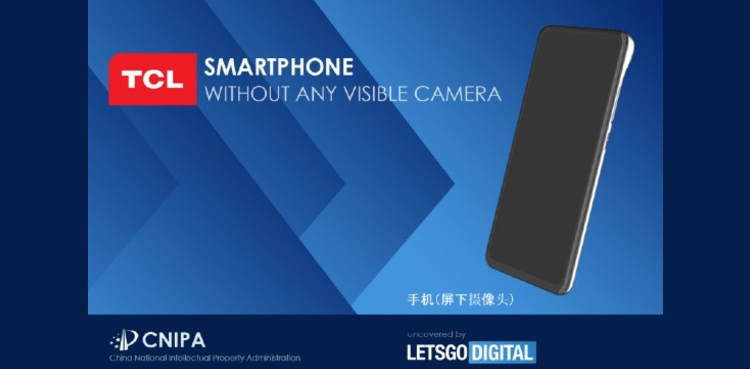 TCL Phone Invisible Cameras
