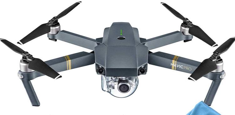 Mavic Pro Drone Cam