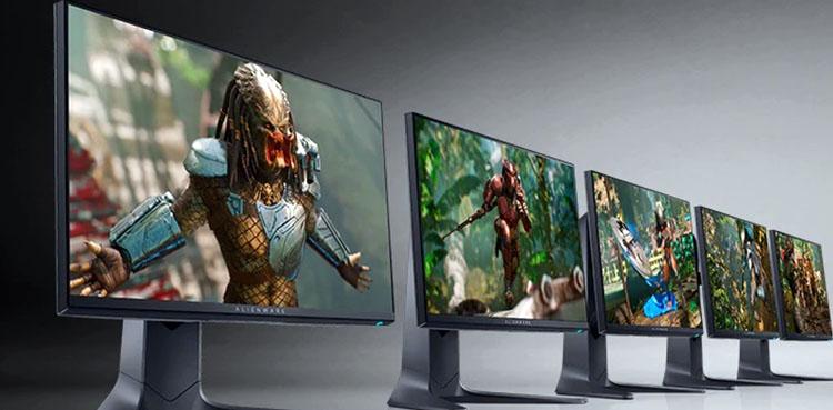 ALienwar Gaming Monitors