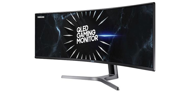Samsung CRG9 Curved Gaming Monitor