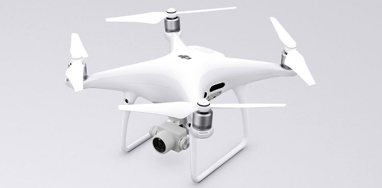 Phantom 4 Pro Drone Cameras