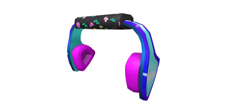 Roblox Headphones