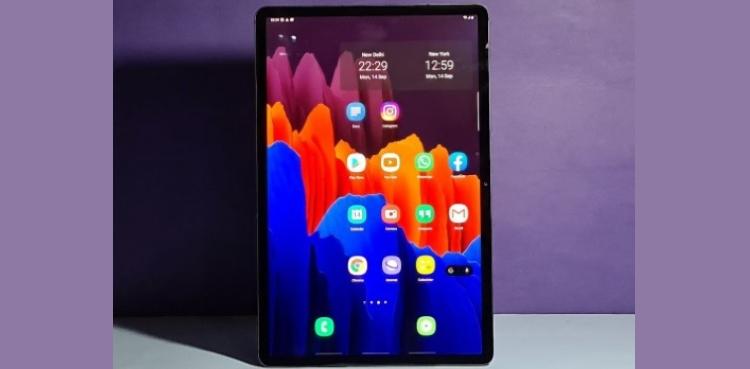 Large size tablet