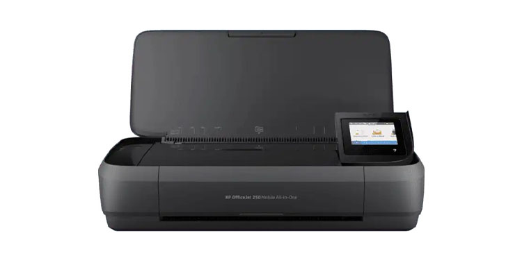 HP OfficeJet 250 Portable Printer