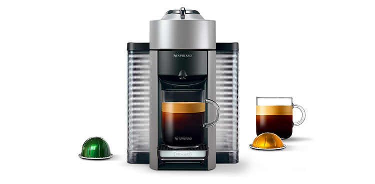 Nespresso Smart Coffee Maker