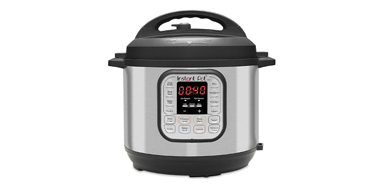 Instant Pot Smart Pressure Cooker