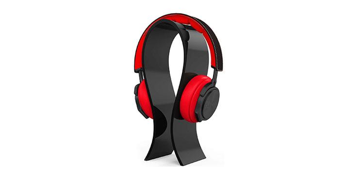 AmoVee Acrylic Headset Holderd